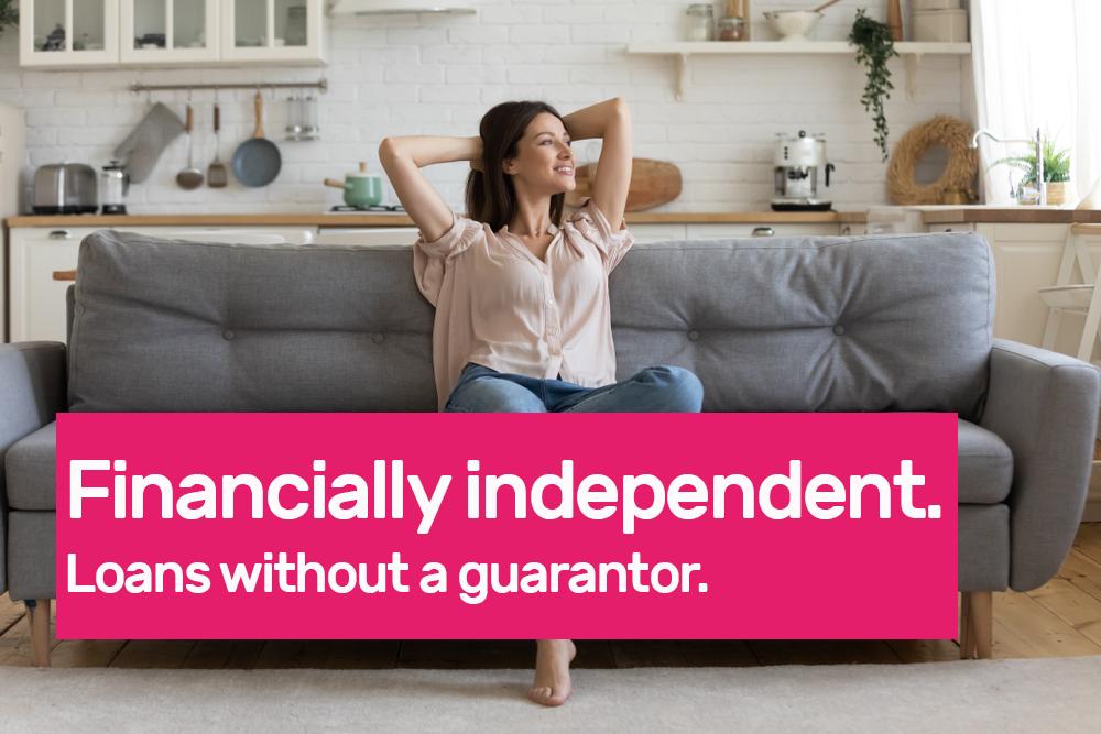 no guarantor loan